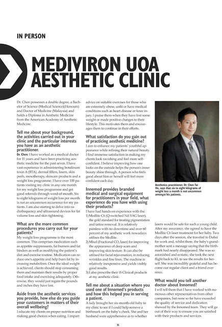 Mediviron UOA Aesthetic Clinic(1)